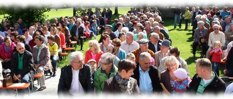 Gemeinschaftsgottesdienst 2014