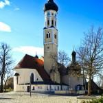 Kirche St.Martin aus Pfaffenhofen a.d. Roth